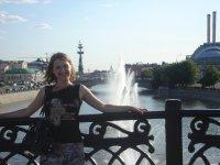 Татьяна Тюнина, 18 июля , Новосибирск, id684827