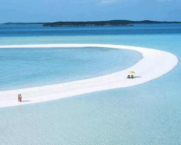 Остров Муша-Кей на Багамах.