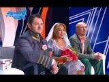 Алексей Тихонов и Анита Цой в шоу ЛЕДНИКОВЫЙ ПЕРИОД 2013-4