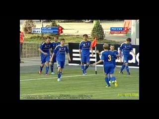 Росія (U-19) - Україна (U-19) 0-2 Юрченко 24/05/2013