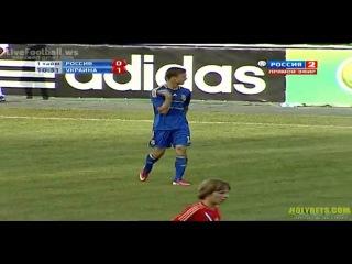 Росія (U-19) - Україна (U-19) 0-1 Хобленко 24/05/2013