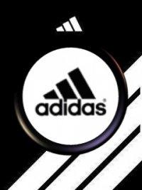 Картинка адидас на телефон скачать.  С новым годом 2015 на телефон.  Adidas. для телефона 240х320.