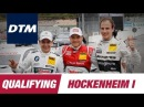 DTM Hockenheim 2013 - Qualifying