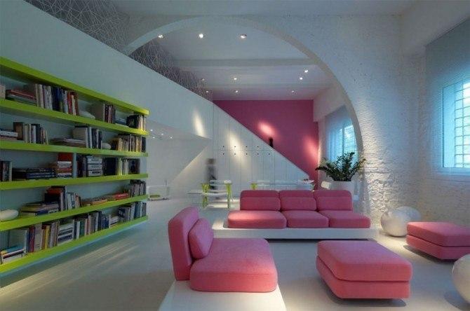 Идеи дизайна комнат