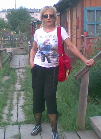 Ольга Кожина, 9 декабря 1965, Котлас, id219887717