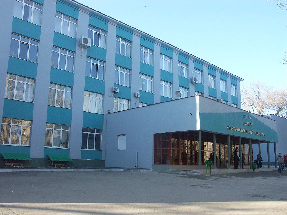 Самарский жд институт 3 фотография