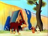 Мультики: Котенок по имени Гав (серия 3)
