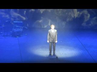 Выступление Сергея Безрукова.  Стихи Есенина. 15-07-2013