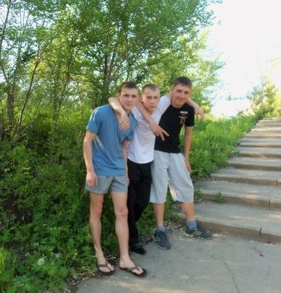 Илья Тюменцев, 21 августа 1995, Хабаровск, id176752899