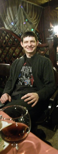 Виктор Губков, Шахтинск
