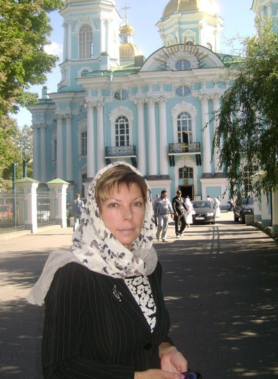 Ольга Соколова, 16 июня 1967, Санкт-Петербург, id9419279
