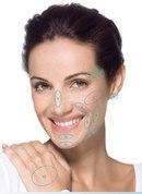 Перманентный макияж губ контур фото