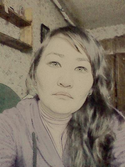Сеня Глебкина, 21 декабря 1987, Якутск, id137161447