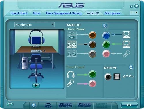 скачать звуковые драйвера на компьютер asus w7