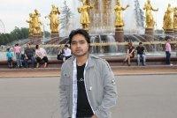 Shah Khan, Москва