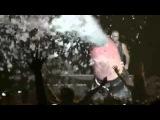 Лучший момент выступления  Rammstein на концерте