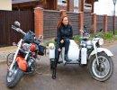 МакSим мечтает о мотоциклах