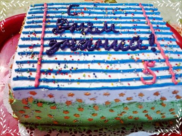 Домашние торты на заказ vk