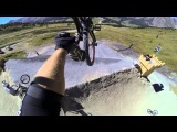 FIAT Nine Knights MTB 2013 | GoPro Moment | Superman Seat Grab by Niki Leitner