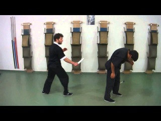 Armenian Wing Tsun (���� ���), World of knives, Sifu Hovhannes Musheghyan (22 years old) 1