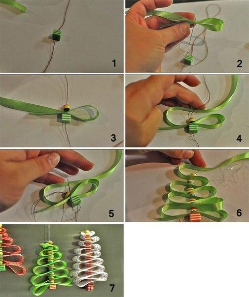 Как сделать новогоднюю игрушку своими руками в домашних условиях поэтапно