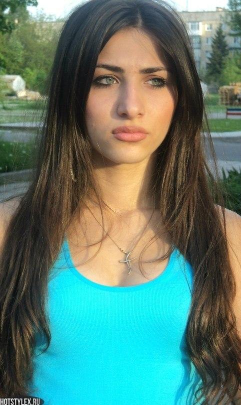 Кавказские девушки на аву