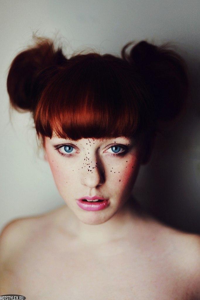 Картинки рыжие волосы со спины - e0
