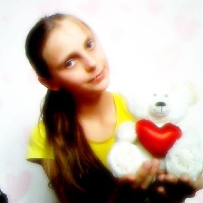 Дарина Козиненко, 24 июня 1999, Красноармейск, id124110435