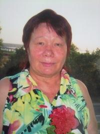 Любовь Пашинская, 8 сентября , Улан-Удэ, id130485021