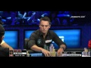 World Series of Poker 2012 The Big One (LIVE) 2/2