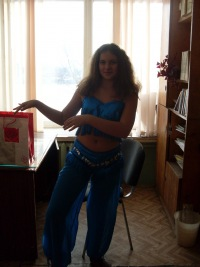 Вика Околелова, 19 февраля 1999, Лебедянь, id127700348