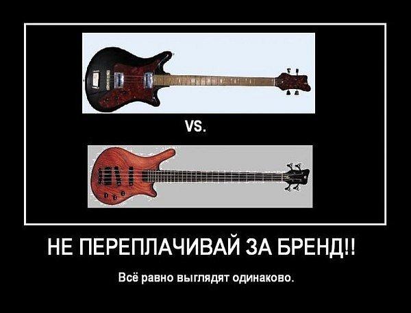 Примочка для бас гитары.
