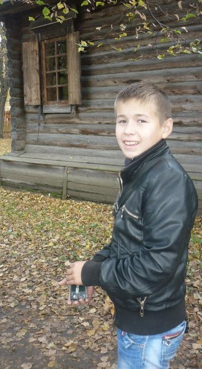Денис Семёнов, 4 июня , Дудинка, id211112113