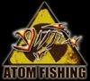 Виртуальная рыбалка Atom fishing, on-line игра,