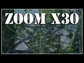 ZOOM x30 - Мод на World of Tanks