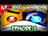 Rise of Nindroids - Episode 1: A New Enemy - Lego Ninjago Brick film Series