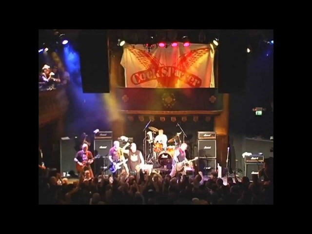 COCK SPARRER LIVE @ THE GREAT AMERICAN MUSIC HALL (GAMH) SAN FRANCISCO 2009 - FULL CONCERT (HD)