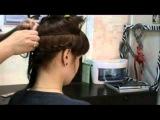 Голливудское наращивание волос (Новинка). Пришивное нарашивание