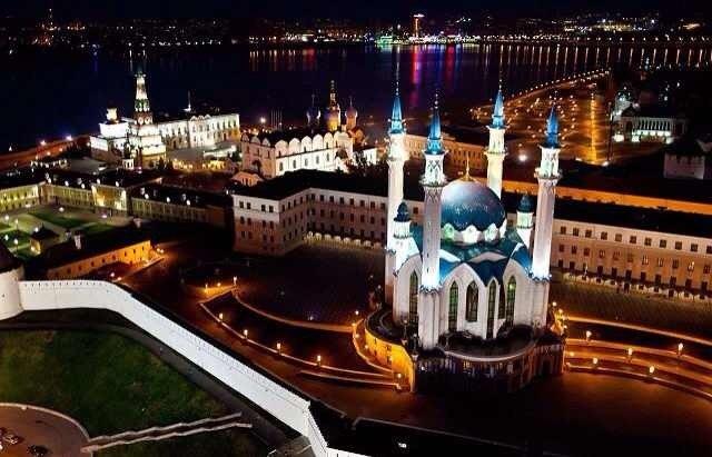 отдых в Казани с Хазина Тур