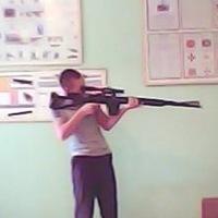 Руслан Кудряшов, 10 июня 1999, Новосибирск, id127335014