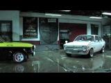 Manila Day 1 - Isuzu Gemini SL Coupe & Opel Kadett C GT/E Coupe
