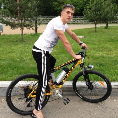 Вадим Холов, 6 августа , Хабаровск, id72517141