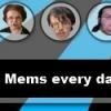 Мемы. Каждый день новые!         Мемы :  Омская птица,попугай-параноик,борзый школьник,филосораптор,типичная баба,чурка,типичные подр