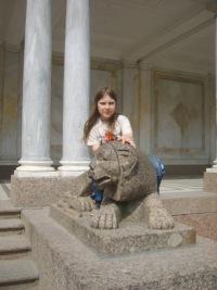 Даша Жданович, 26 августа 1999, Черкесск, id121054360