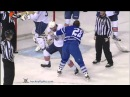 Colton Orr vs Zack Stortini Dec 14 2010
