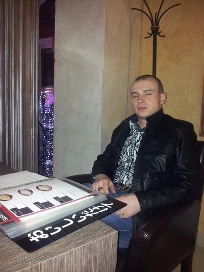 Евгений Елфимов, 26 сентября 1986, Брест, id195850325