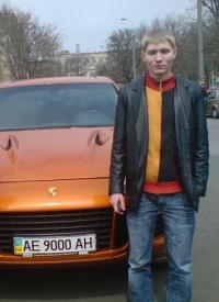 Василий Бараболкин, Мелитополь
