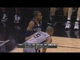 Memphis Grizzlies Vs San Antonio Spurs  May 19, 2013  Game 1  Full Highlights  NBA West Finals