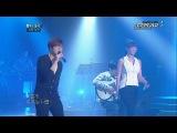 [110709] KBS2 Immortal Song 2 EP06: HyoLyn & Shin Yong Jae - 이제는 (Now)