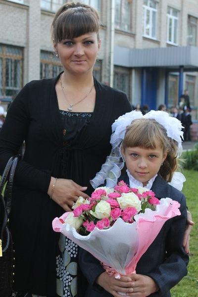 Анастасия Чулкова, 24 июля 1984, Воскресенск, id155360819